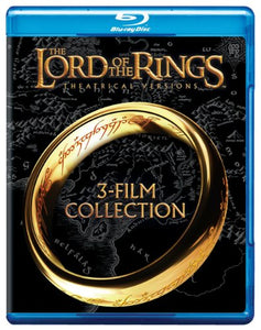 The Lord of the Rings: Original Theatrical Trilogy (Triple Feature BD) [Blu-ray]