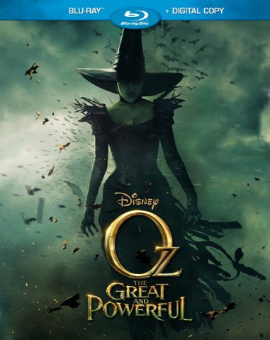 Oz the Great and Powerful (Blu-ray + Digital Copy)  Blu-ray - GoodFlix