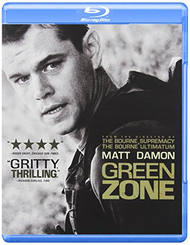Green Zone [Blu-ray]  Blu-ray - GoodFlix