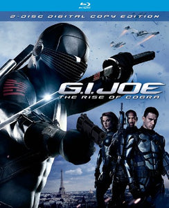 G.I. Joe: The Rise of Cobra (Two-Disc Edition)  [Blu-ray]  Blu-ray - GoodFlix