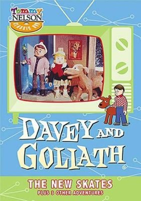 Davey and Goliath - The New Skates  DVD - GoodFlix