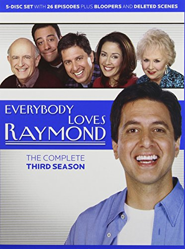 Everybody Loves Raymond: Season 3  DVD - GoodFlix