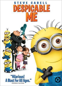 Despicable Me (Single-Disc Edition)  DVD - GoodFlix