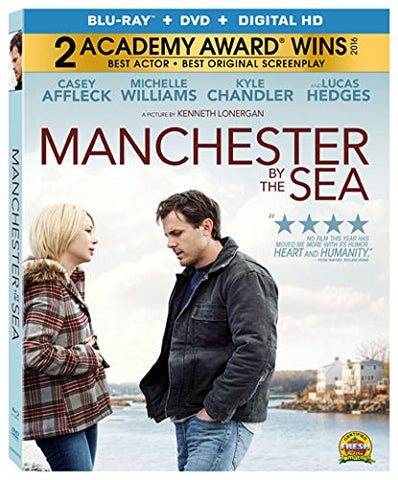 Manchester By The Sea [Blu-ray + DVD]