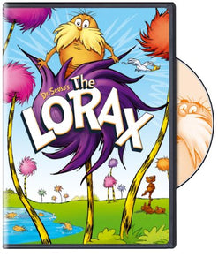The Lorax  DVD - GoodFlix