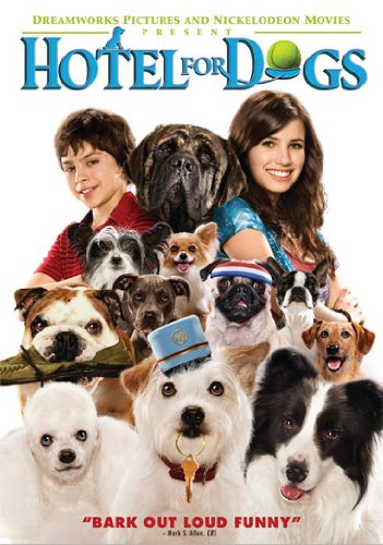 Hotel for Dogs Emma Roberts, Jake T. Austin, Don Cheadle, Lisa Kudrow, Kevin Dillon, Johnny Simmons,