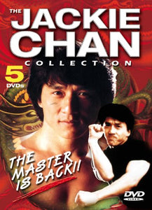 Jackie Chan Collection  DVD - GoodFlix