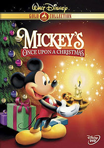 MICKEYS ONCE UPON A CHRISTMAS-GOLD (DVD)