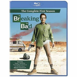 BREAKING BAD-1ST SEASON (BLU-RAY/2 DISC/WS 1.78/DD 5.1/FR-SUB)  DVD - GoodFlix