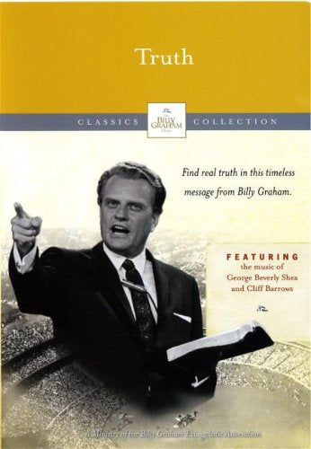 Truth Billy Graham Collection NEW Christian DVD