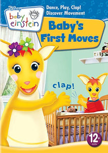 Baby Einstein: Baby's First Moves  DVD - GoodFlix