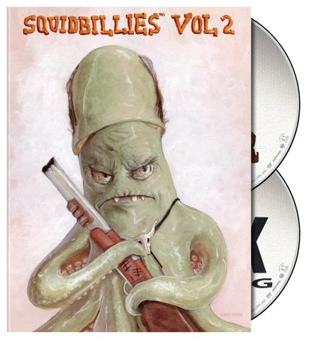 Squidbillies: Volume Two