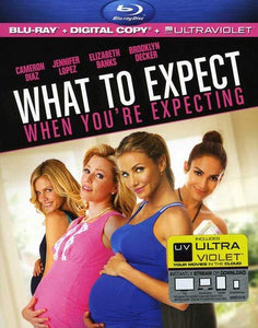 What to Expect When You're Expecting [Blu-ray]  Blu-ray - GoodFlix