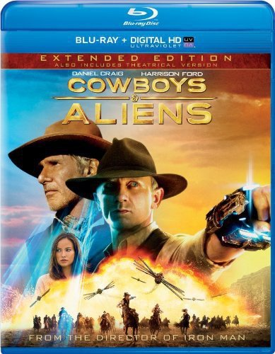 Cowboys & Aliens [Blu-ray]