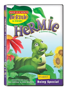 Hermie and Friends: Hermie - A Common Caterpillar