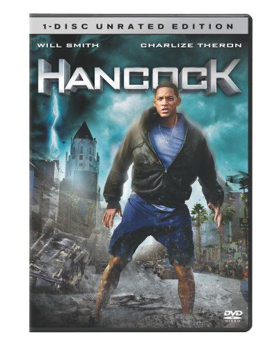 Hancock (Single-Disc Unrated Edition)  DVD - GoodFlix
