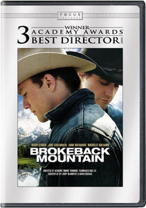 Brokeback Mountain (Full Screen Edition)  DVD - GoodFlix