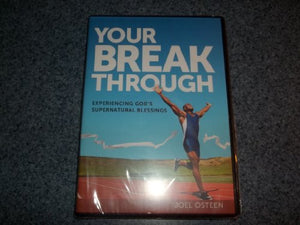 Your Breakthrough: Experiencing God's Supernatural Blessings