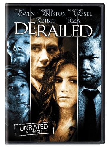 Derailed (Unrated Full Screen)  DVD - GoodFlix