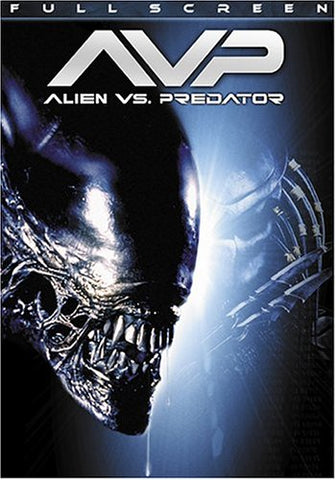 AVP - Alien Vs. Predator (Full Screen Edition)  DVD - GoodFlix