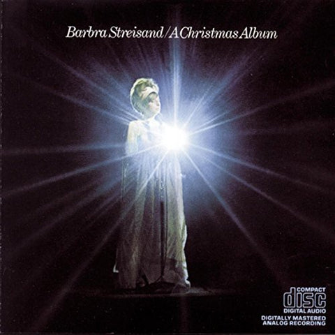 Streisand, Barbra - A Christmas Album