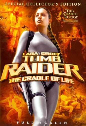 Lara Croft: Tomb Raider - The Cradle of Life (Full Screen Special Collector's Edition)  DVD - GoodFlix