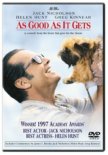 As Good As It Gets  DVD - GoodFlix