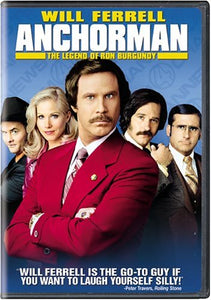 Anchorman - The Legend of Ron Burgundy (Full Screen Edition)