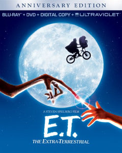 E.T. The Extra-Terrestrial [Blu-ray]  Blu-ray - GoodFlix