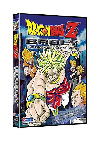 Dragon Ball Z - Broly - The Legendary Super Saiyan (Uncut)