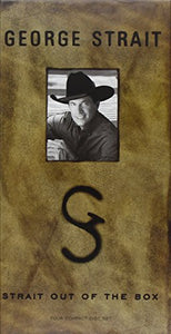 George Strait - Strait Out Of The Box [4 CD/CS Box Set]
