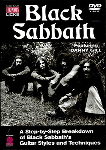 Black Sabbath: Guitar Legendary Licks