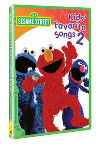 Sesame Street - Kids' Favorite Songs 2  DVD - GoodFlix