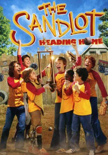 The Sandlot: Heading Home  DVD - GoodFlix