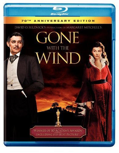 Gone with the Wind (70th Anniversary Edition) [Blu-ray]  Blu-ray - GoodFlix