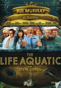 The Life Aquatic with Steve Zissou  DVD - GoodFlix