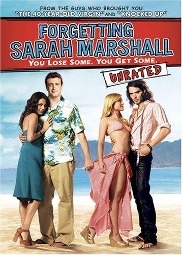 Forgetting Sarah Marshall (Unrated Widescreen Edition)  DVD - GoodFlix