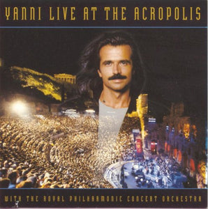 Yanni - Yanni Live at the Acropolis