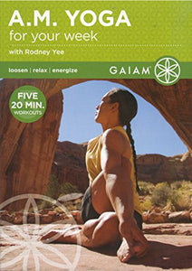 AM YOGA FOR YOUR WEEK (DVD)  DVD - GoodFlix
