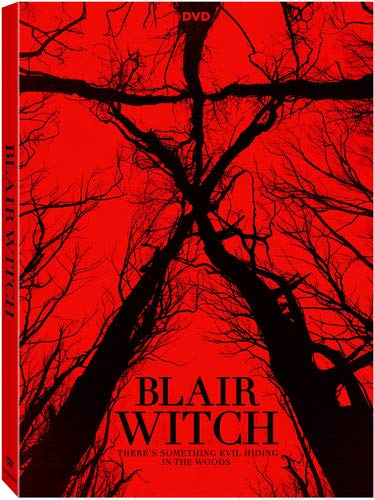 Blair Witch (2016) [DVD]