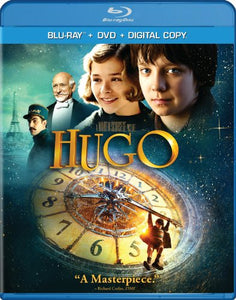 Hugo (Two-disc Blu-ray/DVD Combo)
