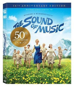 Sound of Music: 50th Anniversary Edition [Blu-ray]