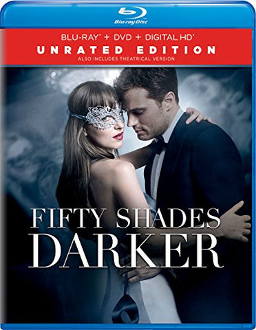 Fifty Shades Darker [Blu-ray+DVD]