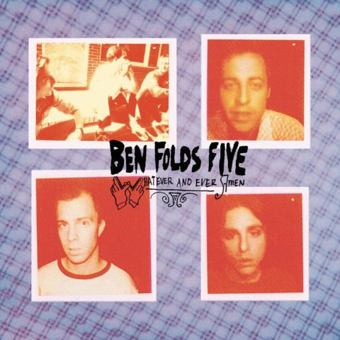Ben Folds Five - Whatever and Ever Amen