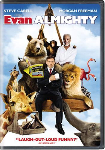 Evan Almighty (Widescreen Edition)  DVD - GoodFlix