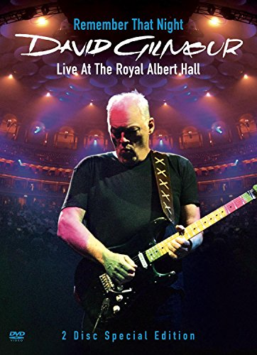 David Gilmour: Remember That Night - Live from the Royal Albert Hall