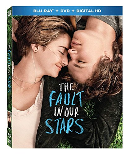 The Fault in Our Stars [ Blu-ray + DVD + Digital HD ]  Blu-ray - GoodFlix