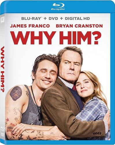 Why Him? [Blu-ray]  Blu-ray - GoodFlix