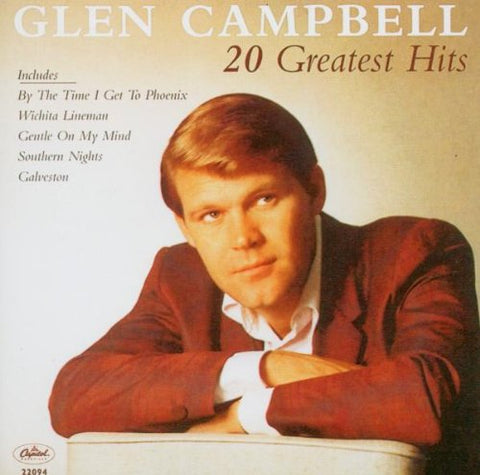 Campbell, Glen - 20 Greatest Hits