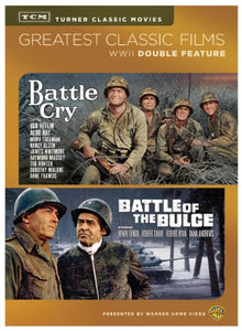 Silver Screen Icons: Battle of the Bulge/Battle Cry (DVD)(DBFE)